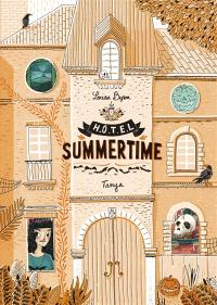 Hôtel Summertime. Volume 2, Tanya
