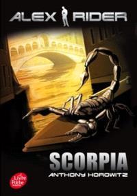 Alex Rider, quatorze ans, espion malgré lui. Volume 5, Scorpia