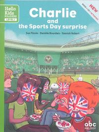 Charlie and the Sports Day surprise