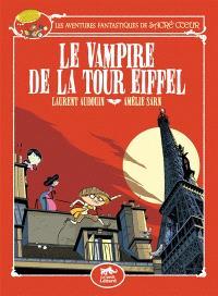 Les aventures fantastiques de Sacré Coeur, Le vampire de la tour Eiffel