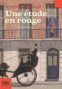 Une étude en rouge : la première enquête de Sherlock Holmes