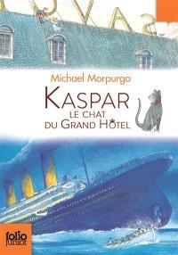 Kaspar, le chat du grand hôtel