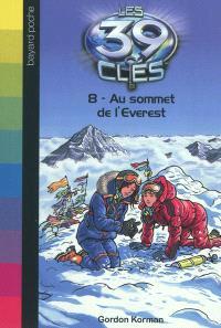 Les 39 clés. Volume 8, Au sommet de l'Everest