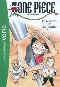 One Piece. Volume 1, Le seigneur des pirates