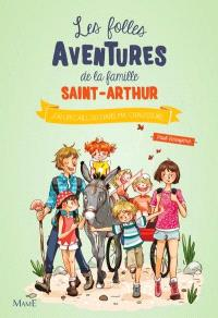 Les folles aventures de la famille Saint-Arthur. Volume 5, J'ai un caillou dans ma chaussure...