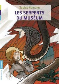 Les serpents du muséum
