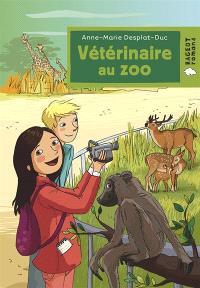 Vétérinaire, Vétérinaire au zoo