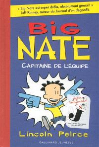 Big Nate, Capitaine de l'équipe