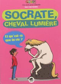 Socrate, cheval lumière