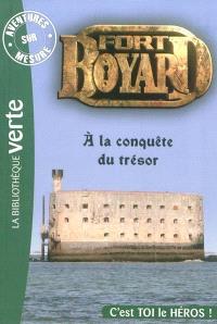Fort Boyard, A la conquête du trésor