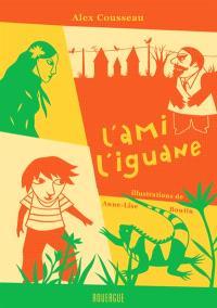 L'ami iguane