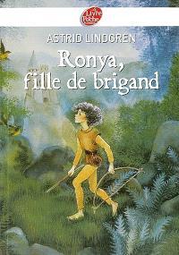 Ronya, fille de brigand