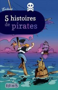 5 histoires de pirates