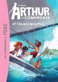 Arthur et compagnie. Volume 1, Arthur et compagnie et l'île aux mouettes