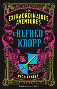 Les extraordinaires aventures d'Alfred Kropp