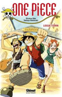 One piece : Logue town