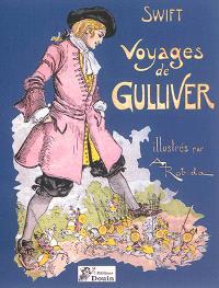 Voyages de Gulliver : édition pour la jeunesse