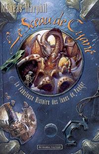La fabuleuse histoire des lunes de Pandor. Volume 2, Le sceau de Cyané