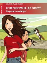 Le refuge pour les poneys, Un poney en danger