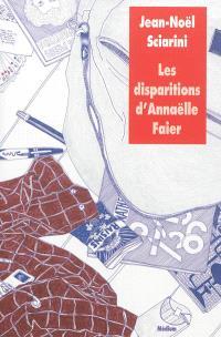 Les disparitions d'Annaëlle Faier