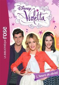 Violetta. Volume 26, L'heure de vérité
