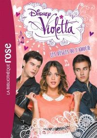 Violetta. Volume 14, Les règles de l'amour