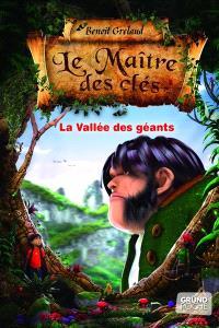 Le maître des clés. Volume 5, La vallée des géants