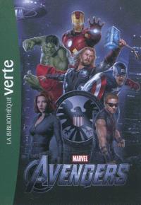 The Avengers : le roman du film