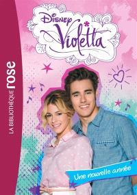 Violetta. Volume 19, Une nouvelle année