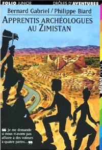 Apprentis archéologues au Zimistan