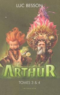 Arthur : tomes 3 et 4