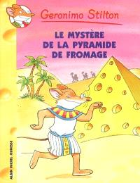 Geronimo Stilton. Volume 14, Le mystère de la pyramide de fromage