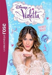 Violetta. Volume 7, Premier baiser