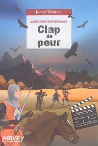 Aventures à Sainte-Enimie. Volume 5, Clap de peur