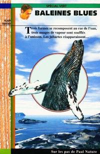 Baleines blues