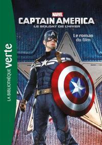 Captain America : le soldat de l'hiver : le roman du film