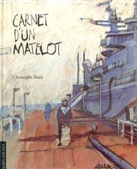 Carnet d'un matelot