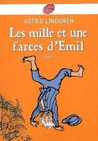 Emil. Volume 3, Les mille et une farces d'Emil