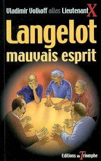 Langelot. Volume 33, Langelot mauvais esprit