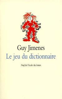 Le jeu du dictionnaire