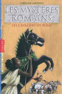 Les mystères romains. Volume 12, Les cavaliers de Rome