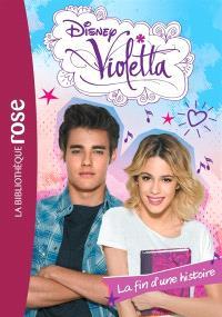 Violetta. Volume 22, La fin d'une histoire