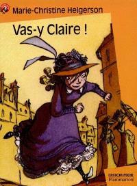Vas-y Claire