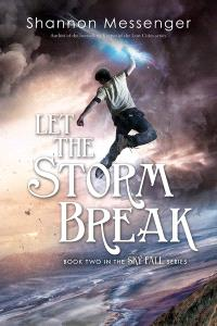 Sky fall. Volume 2, Let the storm break