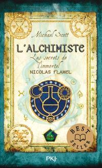 Les secrets de l'immortel Nicolas Flamel. Volume 1, L'alchimiste