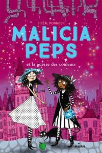 Malicia Peps. Volume 3, Malicia Peps et la guerre des couleurs