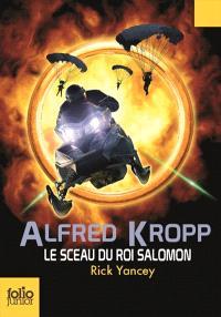 Alfred Kropp, Le sceau du roi Salomon
