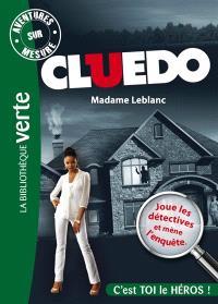 Cluedo. Volume 6, Madame Leblanc