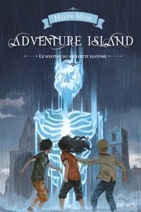 Adventure island, Le mystère du squelette fantôme