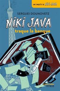 Une enquête de Niki Java, Niki Java traque la banque